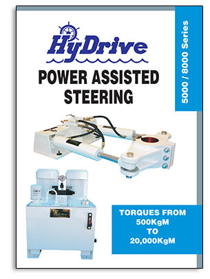 POWER ASSISTED STEERING - HyDrive